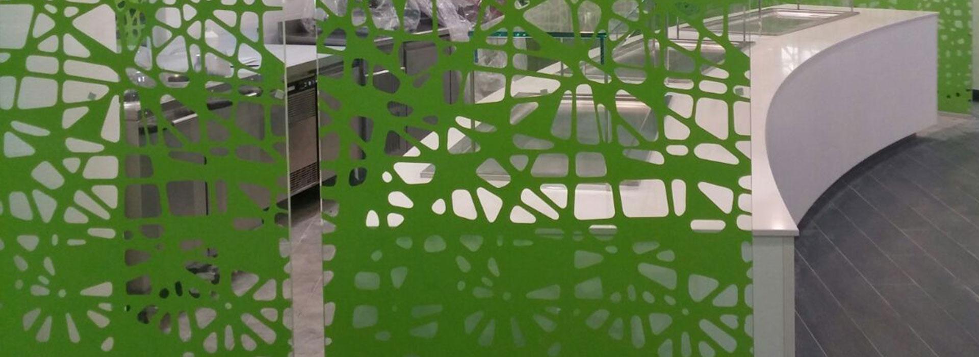 Pellicole per decorazione vetri